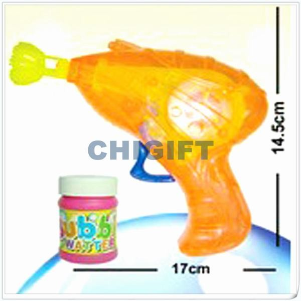 New Toys for Kids 2017 Plastic Bubble Gun