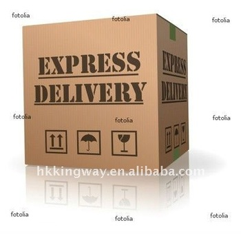 International Samples And Goods Consolidation By Express