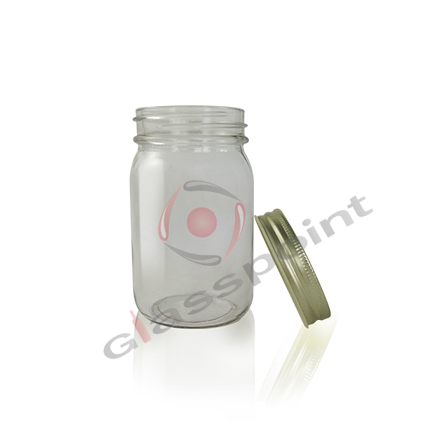 12oz mason jars for virgin coconut oil