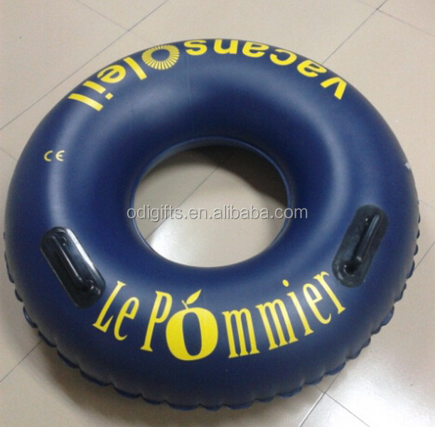 ODI hot sale customize cheap inflatable water tube with handles