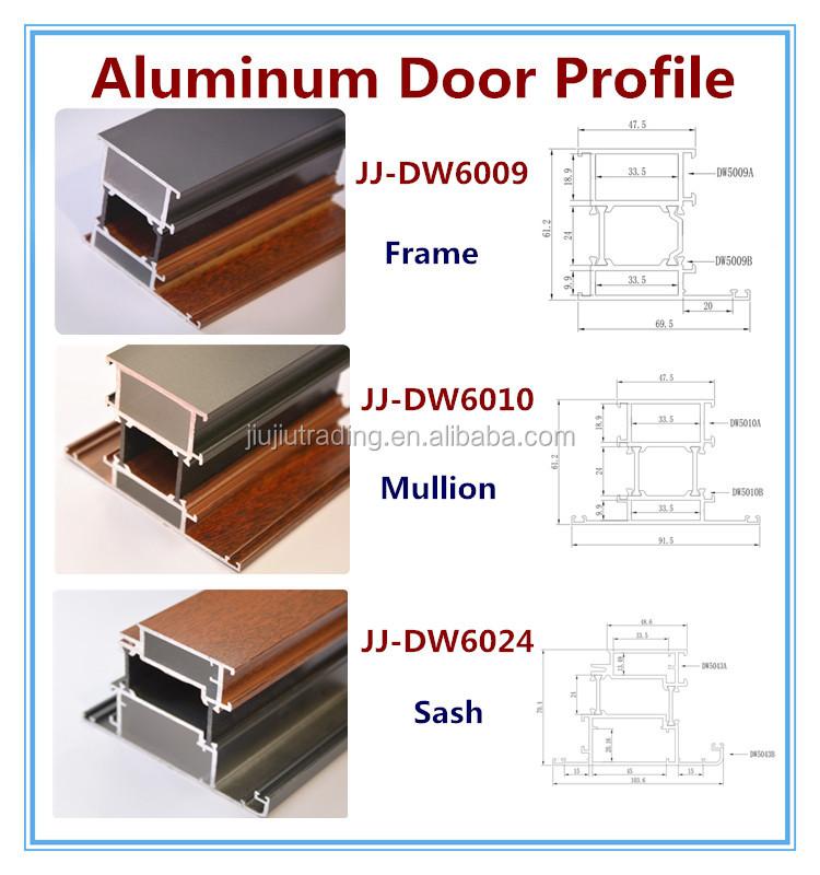 Thermal Break Aluminum Window And Door Profile - Buy ... Aluminium Door Frame Sections