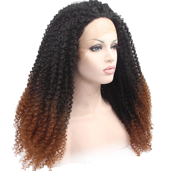 #1B/4 Ombre Color Human Hair Lace Wigs Hot Selling Quality Wigs Online
