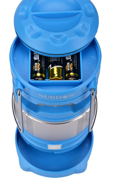 SUBOOS Ultimate Lanterns Rechargeable LED Up To 11 Hours Brightest Setting MAh
