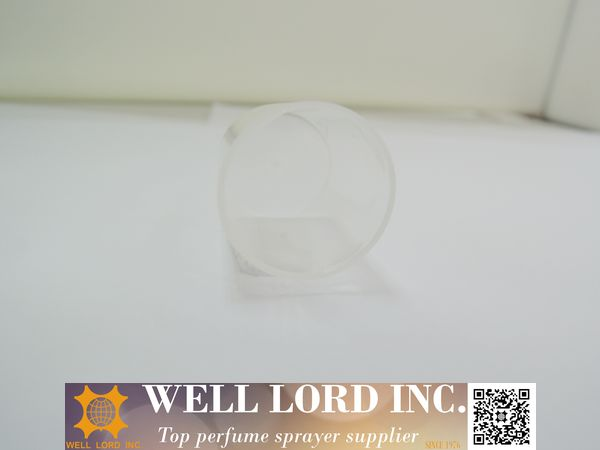 Wholesale frost PP cap for pump nozzle