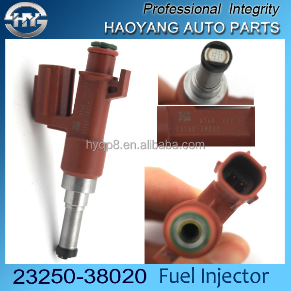 Auto fuel For Japanese car Toy Coro URJ200 OEM 23250-38020 23209-38020 nozzle china supplier