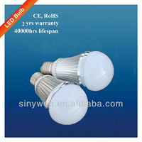 LED 12W Dimmable Frosted/Clear Cover Cfl Light Bulb with Price