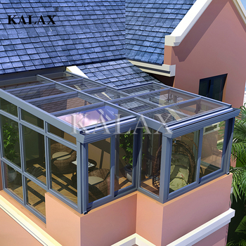 2018 Hot Sale Aluminum Glass Greenhouses /lowes Portable Sunrooms With  Polycarbonate Sheet Roof - Buy Lowes Sunrooms,Portable Sunrooms,Glass