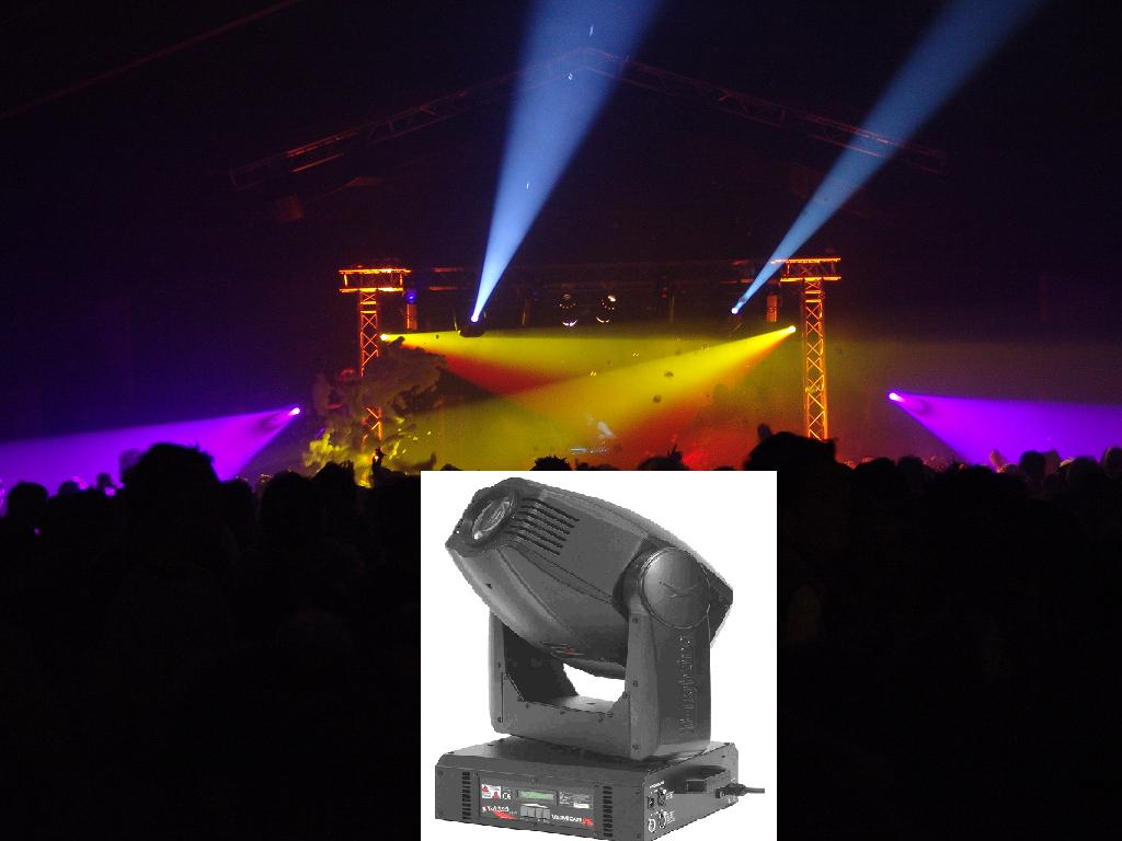 Jb Moving Head 575 Hmi