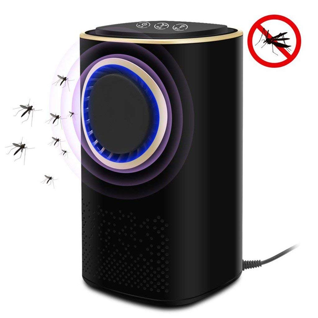 Cheap Mosquito Trap Circuit Find Deals On Electronic Insect Repellent Using 555 Ic Circuits Get Quotations Adan Bug Zapper Killer Lamp Usb Powered Smart Light Sensor
