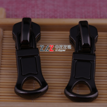 China zip #8 rits <span class=keywords><strong>metalen</strong></span> <span class=keywords><strong>slider</strong></span> custom pull