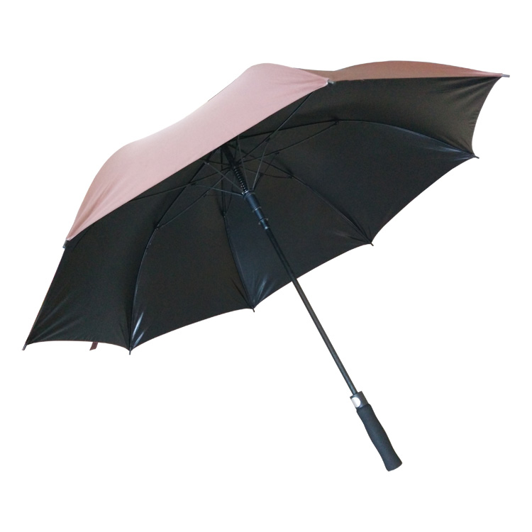 30' * 8 fiberglass golf umbrella, creative umbrella, customized logo digital printing rain umbrella