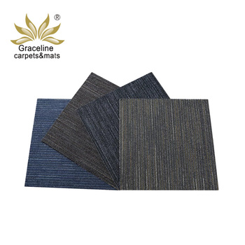 High Quality Thick Pile Washable Price Of Carpet Tile Pvc