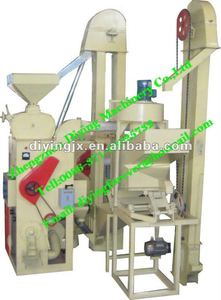 Africa popular Cheap Rubber roller rice husker milling machine , rice mill equipment