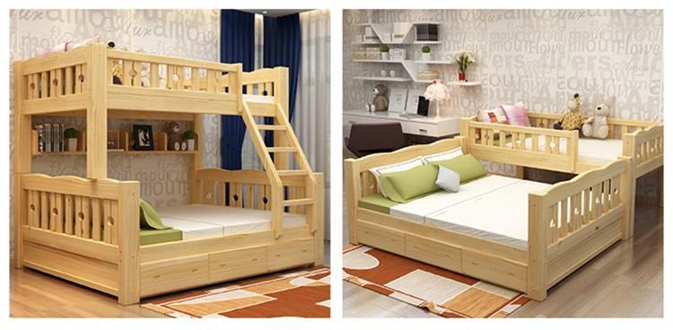 Venda quente de alta qualidade da cama de beliche para kid - Barandilla cama nino leroy merlin ...