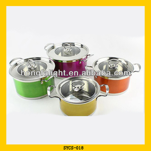 Wholesale stainless steel melamine kitchenware