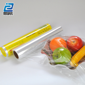 Packaging Film Usage and Stretch Film Type plastic wrap saran wrap cling film