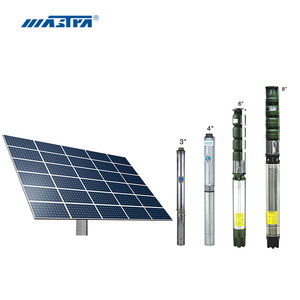 Bangladesh good price 24 hours 6 inch 1hp dc solar submersible water pump