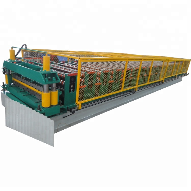 Z section z purlin roll forming machine