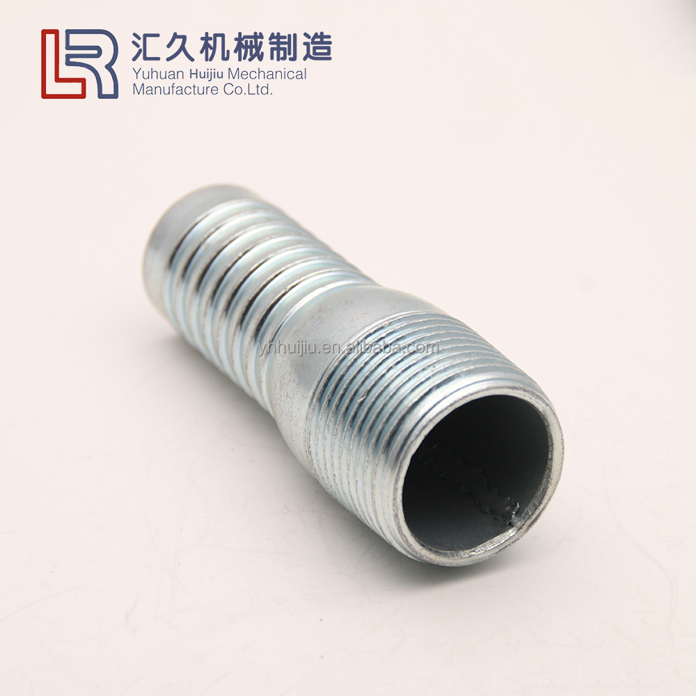 Carbon Steel KC nipple / King Combination Hose Coupling