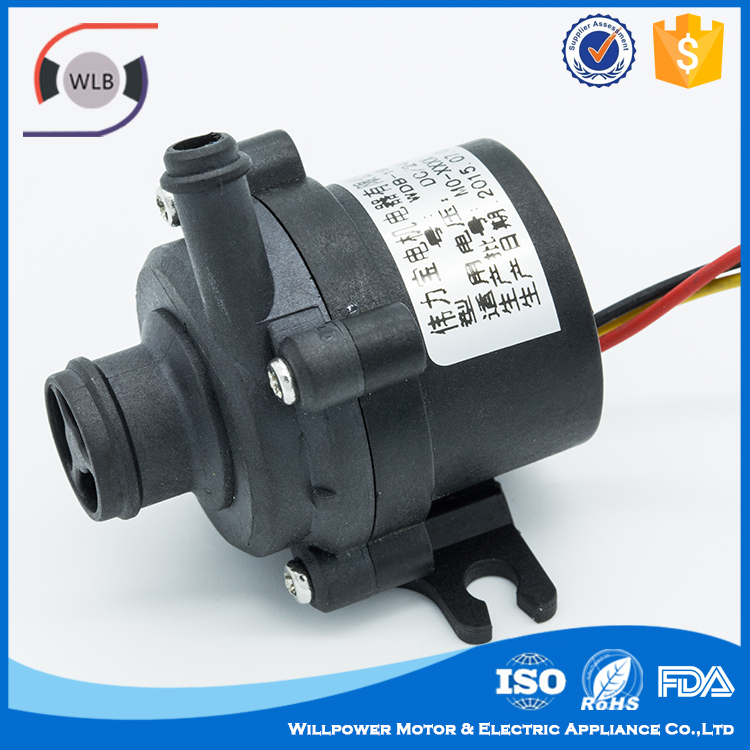 New high Efficient waide application domestic mini 12v dc centrifugal water pump
