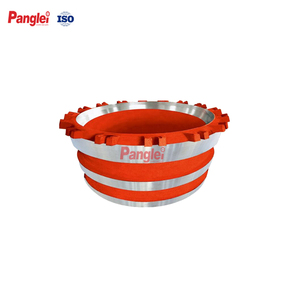 Quality High Manganese Steel Cone Crusher Parts Mantle/Concave