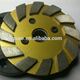 Abrasive Diamond Cup Wheel for Grinding Stone Surface Concrete Floor