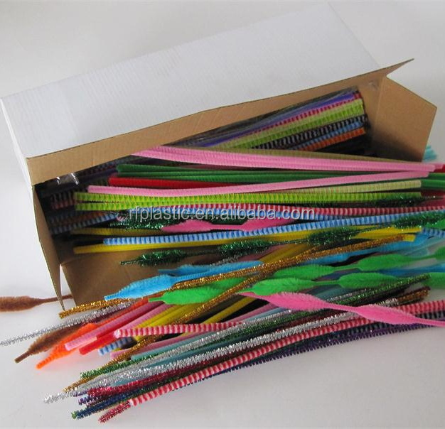 Pipe cleaners/ Chenille Stems!/Fuzzy Sticks!