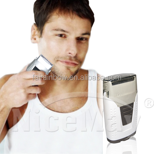 electric men's beard shaver