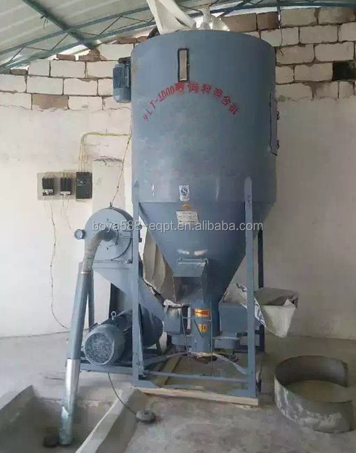 poultry granule feed and pellet feed making machine