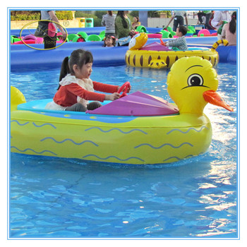 Swimming Pool Or Shallow Water Use Water Bumper Boat For Kids Play In Water Pool Buy