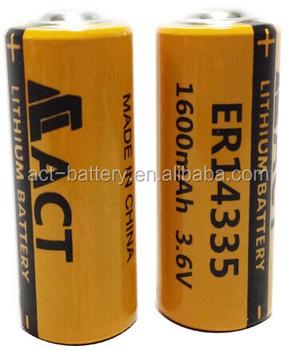 Sonnenschein Sl-361/s 3.6v 2/3aa Lithium Battery Er14335
