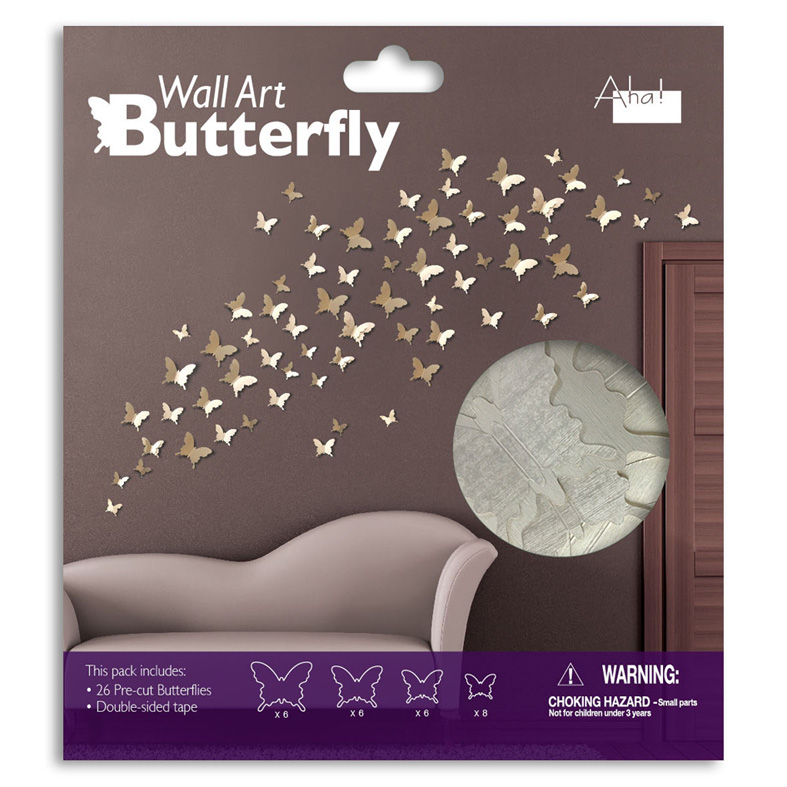 Wall Art - Butterfly