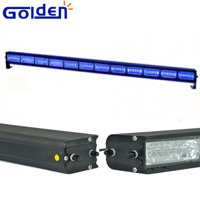 Truck accessories traffic sign auto warning blue red led tail light bar for emergency vehicles