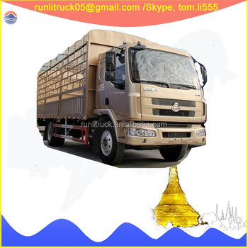 Lz1160rapat Dongfeng Chenglong Lhd 4 2 8 Tons Used Lorry For Sale
