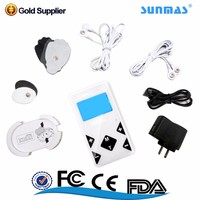 Sunmas China factory price touch button electric body slimmer massager