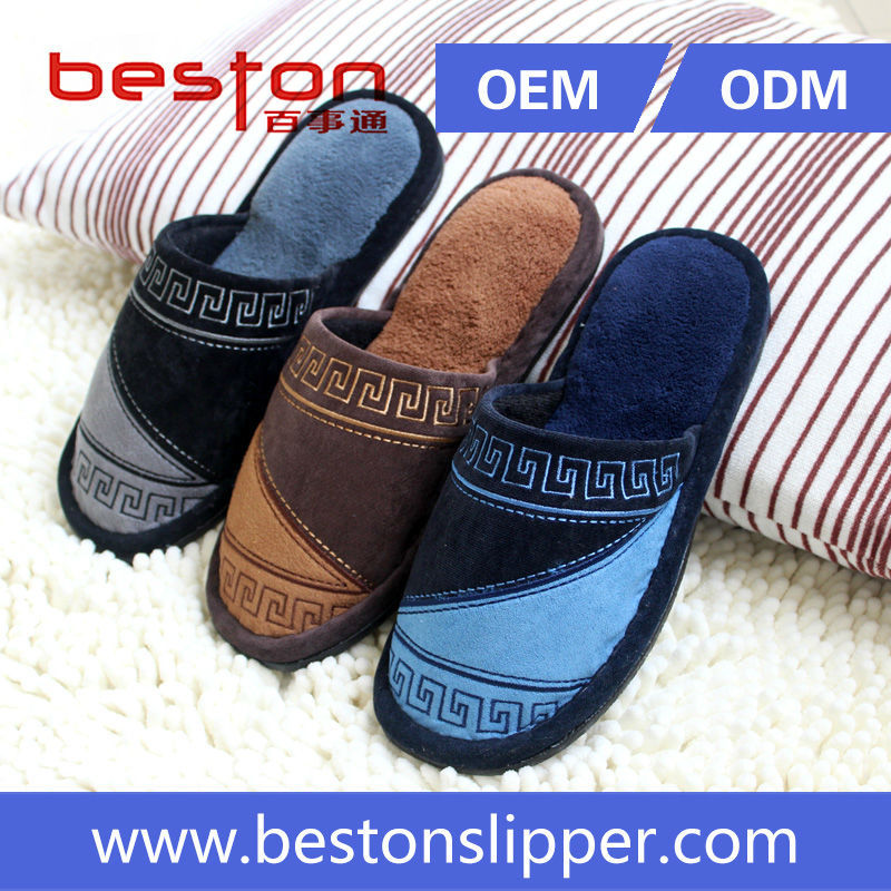 Fast delivery classical washable indoor slipper