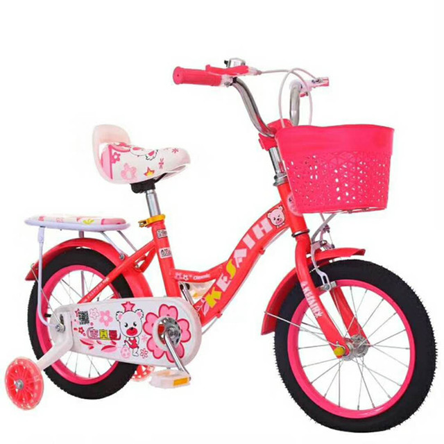 Steel Material Children Bicycle For 10 Years Old Child 12inch Kids 4