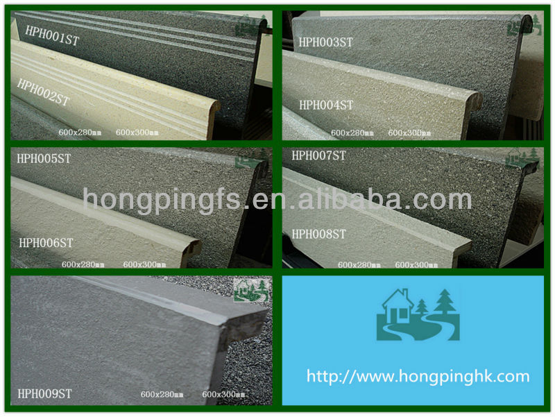 exterior stair treads and nosings. outdoor anti slip porcelain tile stair nosing 60x30cm - buy nosing,porcelain nosing,anti product on alibaba.com exterior treads and nosings