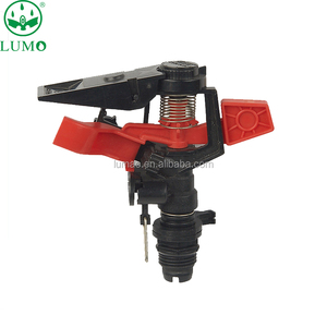 Adjustable Hunter Rotor Sprinkler, Greenhouse Watering, Plastic Rotary Sprinkler -Irrigation
