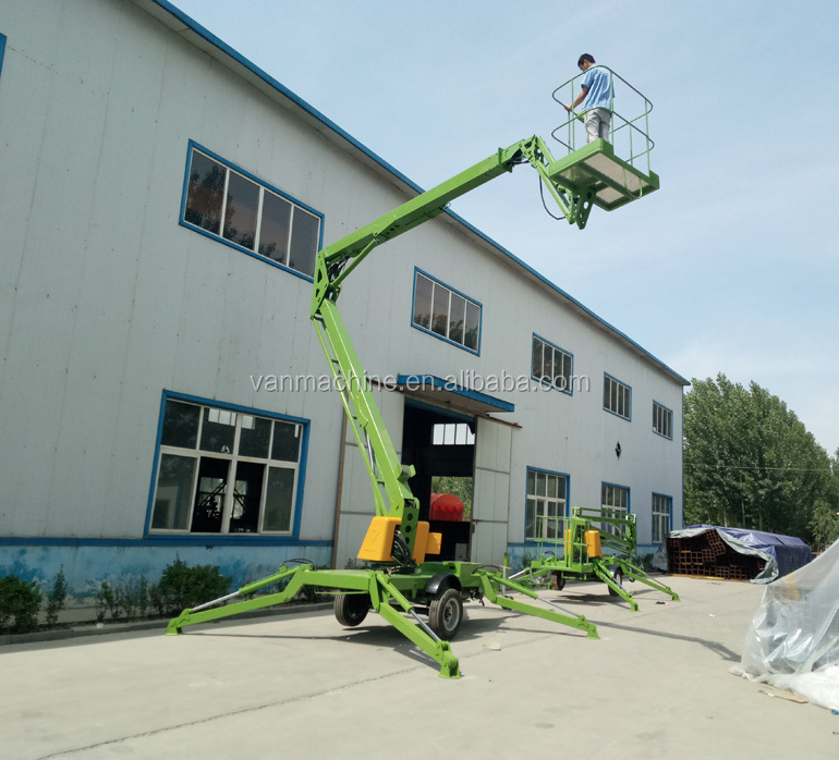 best arm boom lift