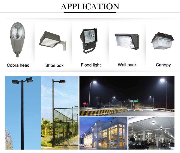 Mogul Base E39 E40 Cool White 5000K 15000Lm 100W Led Street Light Retrofit Kit