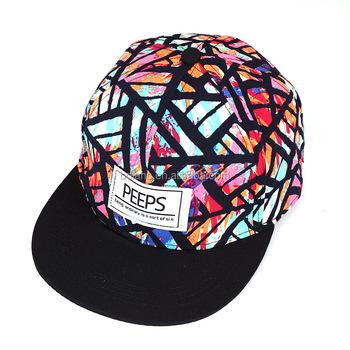664cca8875d2e Hot new style alibaba hip hop adjustable era colorful snapback cap on  Alibaba hats