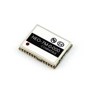 Angelelec DIY Open Sources Sensors, Compatible With the Original NEO-7M Module Receiver Type 56 Channels GPS L1 Frequency (1575.42Mhz), C/A Code Sbas: Waas, Egnos, Msas Accuracy Position: 2.5M Cep.