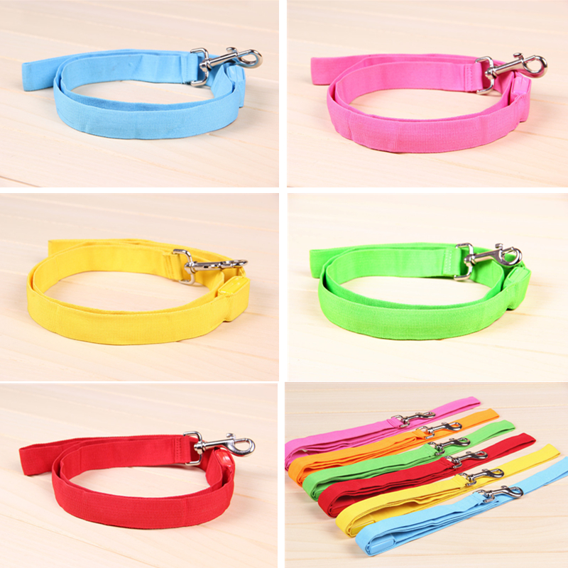 Nylon Rope Slip Leash Pet Leash No Hook Or Collar Just Slip Leash Lead Pet Dog Products
