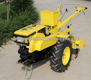 high quality and 2wheels driven 8HP 10HP 12HP 15HP Chinese walking tractor