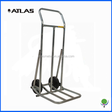 one stop custom metal hand trolley fabrication, oem wheel trolley carts with bending and welding process