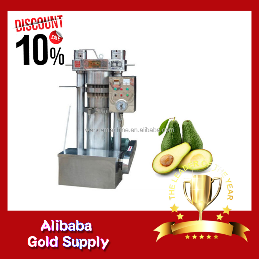 6YY series hydraulic stainless copra coconut oil press machine/olive avocado edible oil extraction machine manufacturer
