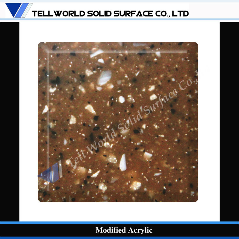 solid surface polyester artificial marble