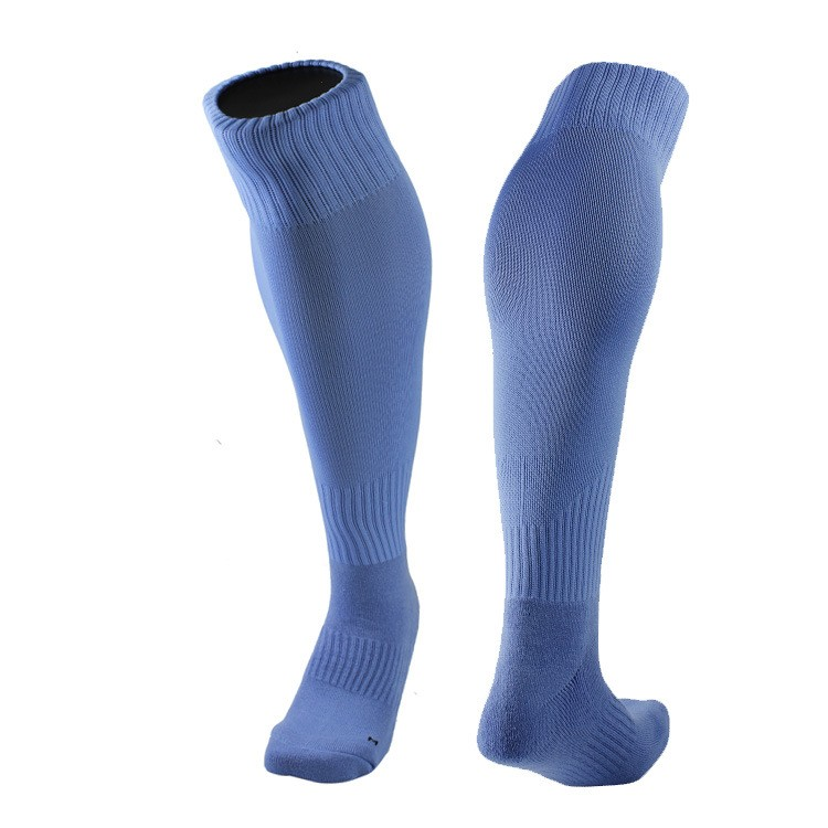 2018 Cheap Fantasy Soccer Grip Striped Knee High Socks