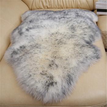 Faux Sheepskin Fleece Fabric